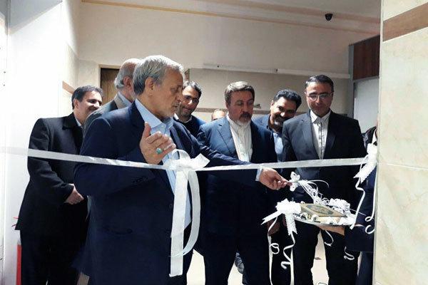 بخش هایی از درمانگاه خیریه «حیدریها» در ورامین افتتاح شد